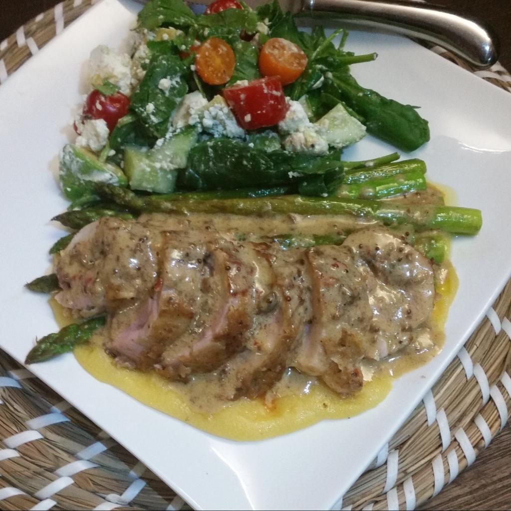 Chicken Roulade