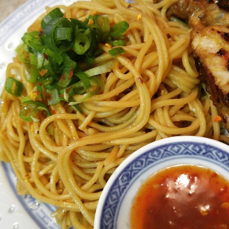 Sesame Ramen Noodles