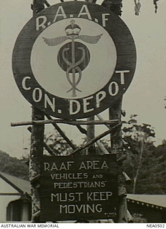 Paluma RAAF Base 1943-1946
